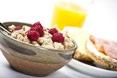 Nice Breakfast — Stock Photo
