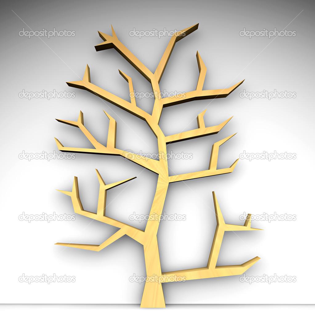 tag re en forme d 39 arbre photographie vampy1 25411967. Black Bedroom Furniture Sets. Home Design Ideas
