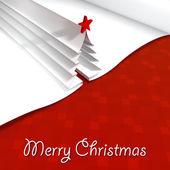 Přání, vánoční přání, dovolená, dřevo, jedle — Stock fotografie