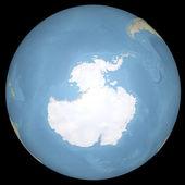Northern hemisphere on Earth — Stock Photo
