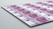 500 euro banknote — Stock Photo