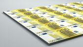 200 euro banknote — Stock Photo