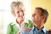 Couple: Confident Mature Couple — Stock Photo