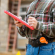 Construction: Going Down Checklist — Stock Photo #25101883