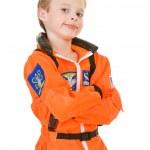 Astronaut: Future Astronaut Boy — Stock Photo