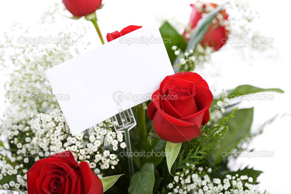 saint valentin bouquet de rose rouge avec carte. Black Bedroom Furniture Sets. Home Design Ideas