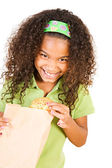 Student: Ready for a Cookie — Foto Stock