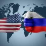 Usa x russia — Stock Photo #24368689