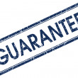 Guarantee stamp — Stock Photo #24391251