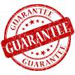 Guarantee stamp — Stock Photo #25849491