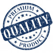 Premium quality stamp — Stock Photo #25850315