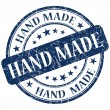 Hand made stamp — Stock Photo #25850883