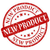 Nuovo francobollo prodotto — Foto Stock