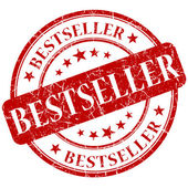 Bestseller-stempel — Stockfoto