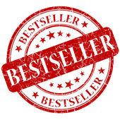 Bestseller stamp — Stock Photo