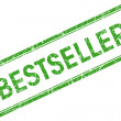 Bestseller stamp — Stock Photo #26987173