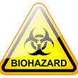 biohazard sign — Stock Photo #27379529