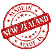 Made in new zealand — Stock Photo