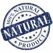 Natural stamp — Stock Photo