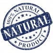 Natural stamp — Stock Photo #28161617