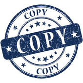 Copy stamp — Stock Photo
