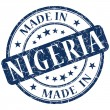 Made in nigeria stamp — Stock Photo #28617133