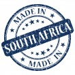 Made in south africa — Stock Photo