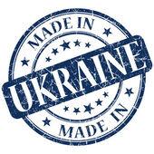 Made in ukraine stamp — Stock Photo