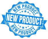 Nuevo sello de producto grunge — Foto de Stock