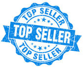Top Seller Grunge Stamp — Stock Photo