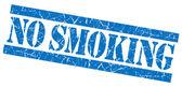 Nessun timbro di fumo blu grunge — Stok fotoğraf
