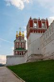 Novodevichy monastery — Foto de Stock