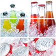 Beverages and drinks — Stock Photo