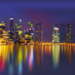Stock Photo: Panoramic view of Hong Kong
