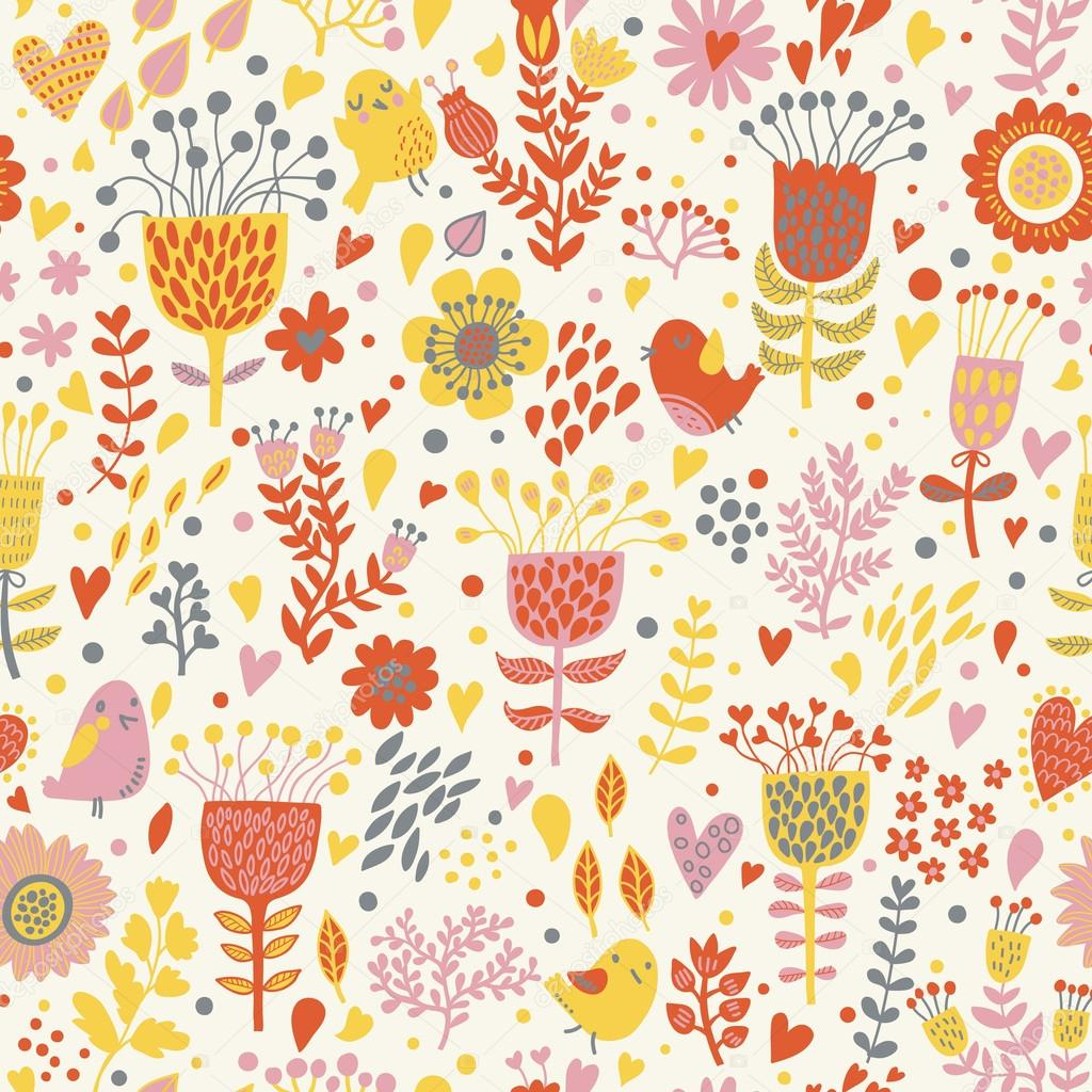 Free Vector Flower Patterns  19693 Free Downloads