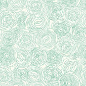 Stylish floral seamless pattern in vector. Seamless pattern can be used for wallpaper, pattern fills, web page backgrounds, surface textures. Gorgeous seamless floral background — Stock Vector
