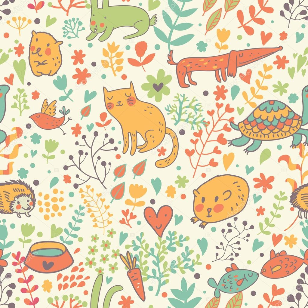 Gallery images and information: Cat Pattern Wallpaper Tumblr