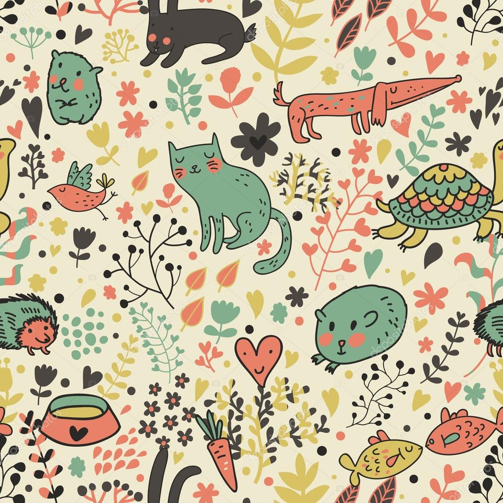 Explore Pattern Animal, Cat Pattern, and more!