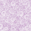 Colorful seamless pattern — Stock vektor