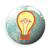 Symbole de l'idée — Vecteur