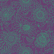 Floral seamless pattern in violet — Stock Vector #25359203