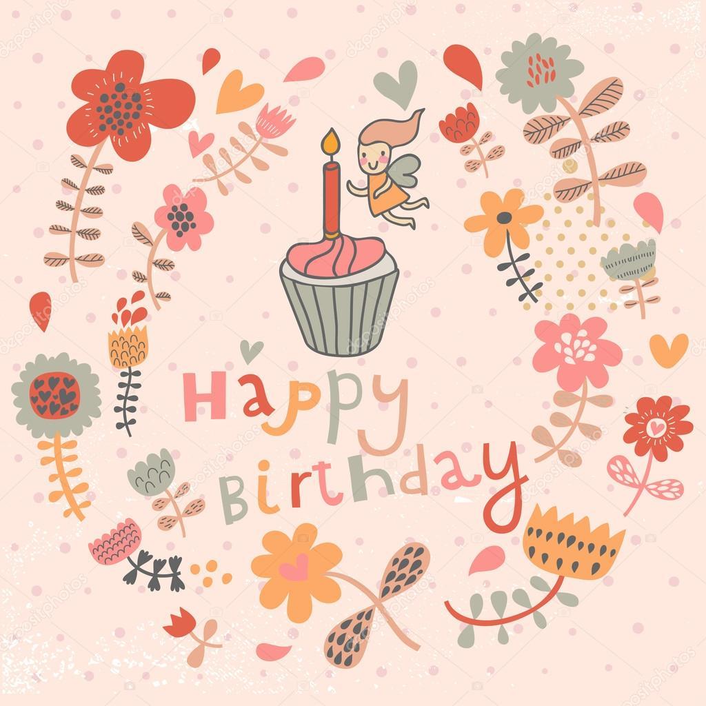 Милые поздравления с днём рождения