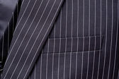 Suit detail — Stock Photo