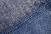 джинсовые подробности — Стоковое фото