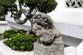 Statue de pierre — Photo