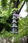 Templo tailandês — Foto Stock