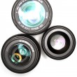 SLR camerlenses — Stock Photo #34208485