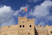 UAE Fort — Stock Photo