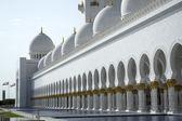 Abu dabi ulu camii — Stok fotoğraf