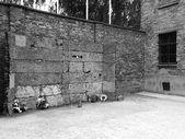 Campo di concentramento di auschwitz, polonia — Foto Stock